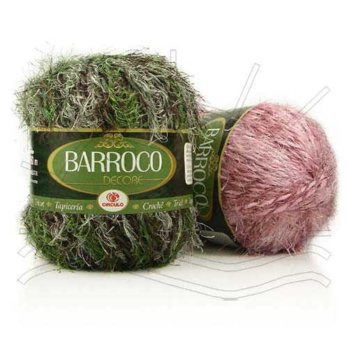 Barbante Barroco Decore 280g - 180 metros