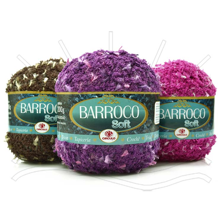 Barbante Barroco Soft 200g