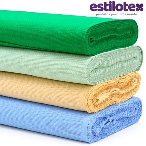 Tecido Etamine Cores Estilotex (0,50x1,40)