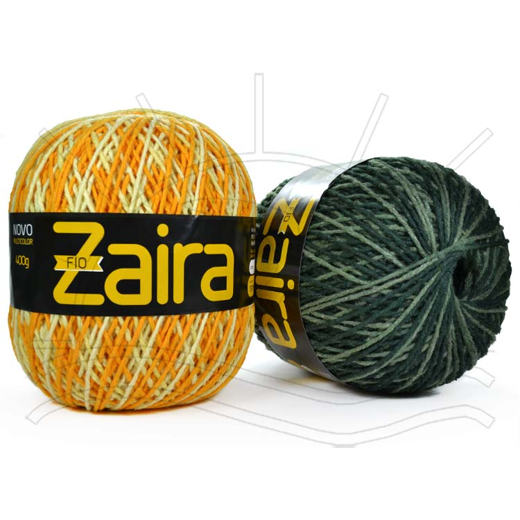 Barbante Zaira 400g