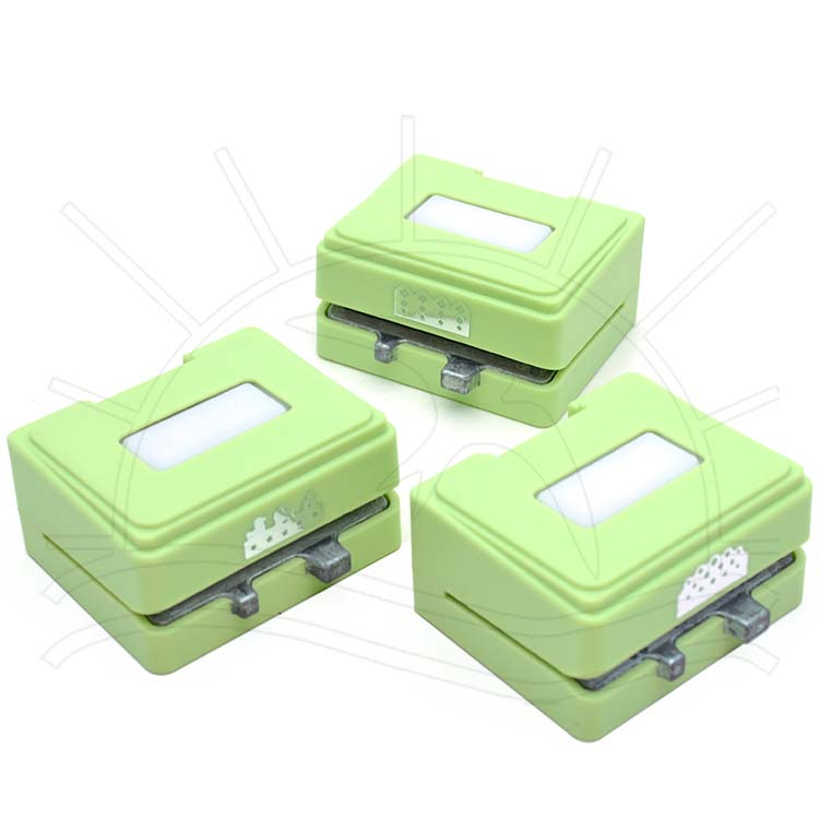 Refil Cassete para Furador Borda Decorativa