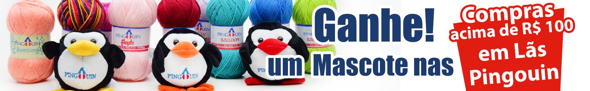 Promoção Mascote pingouin