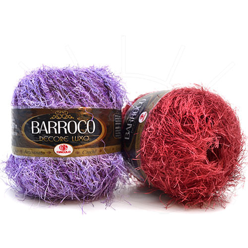 Barbante Barroco Decore Luxo 280g - 180 Metros