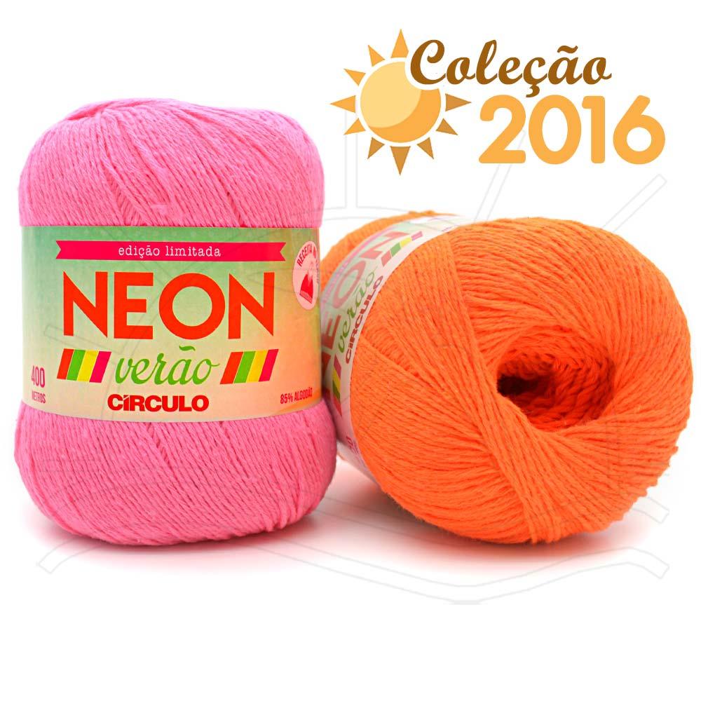 Linha Neon Verão