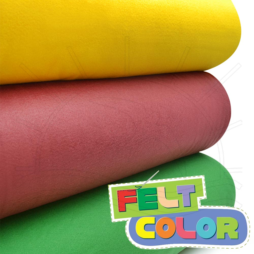 Feltro Felt Color Ober Liso (0,50x1,40)