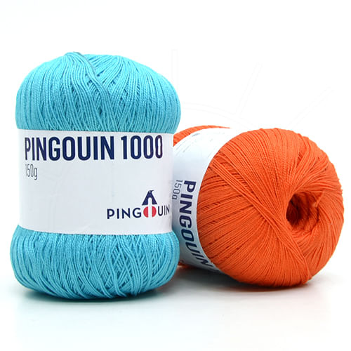 Linha Pingouin 1000 Verão 150g