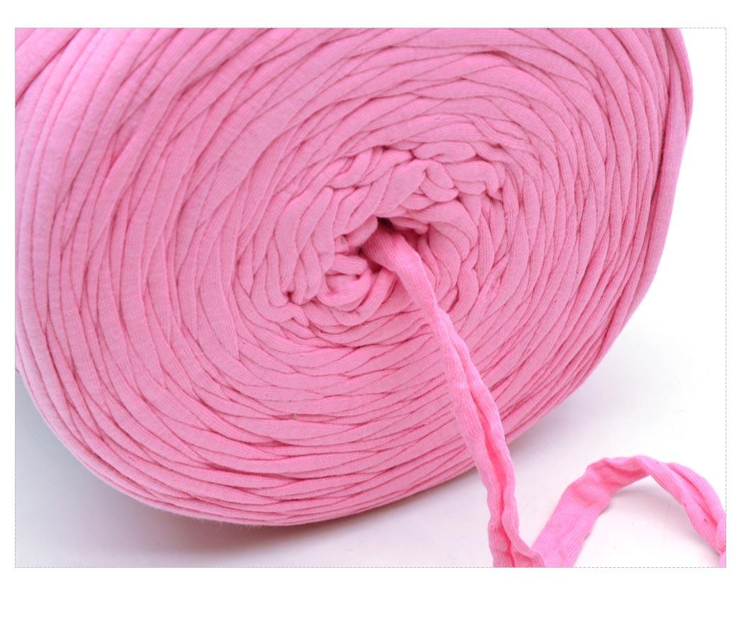 Fio de Malha Tube Tons de Rosa Claro