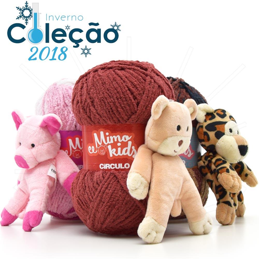 Crochê e tricô - Fios de inverno Infantil 2018 – Bazar Horizonte ed4a13b5d14