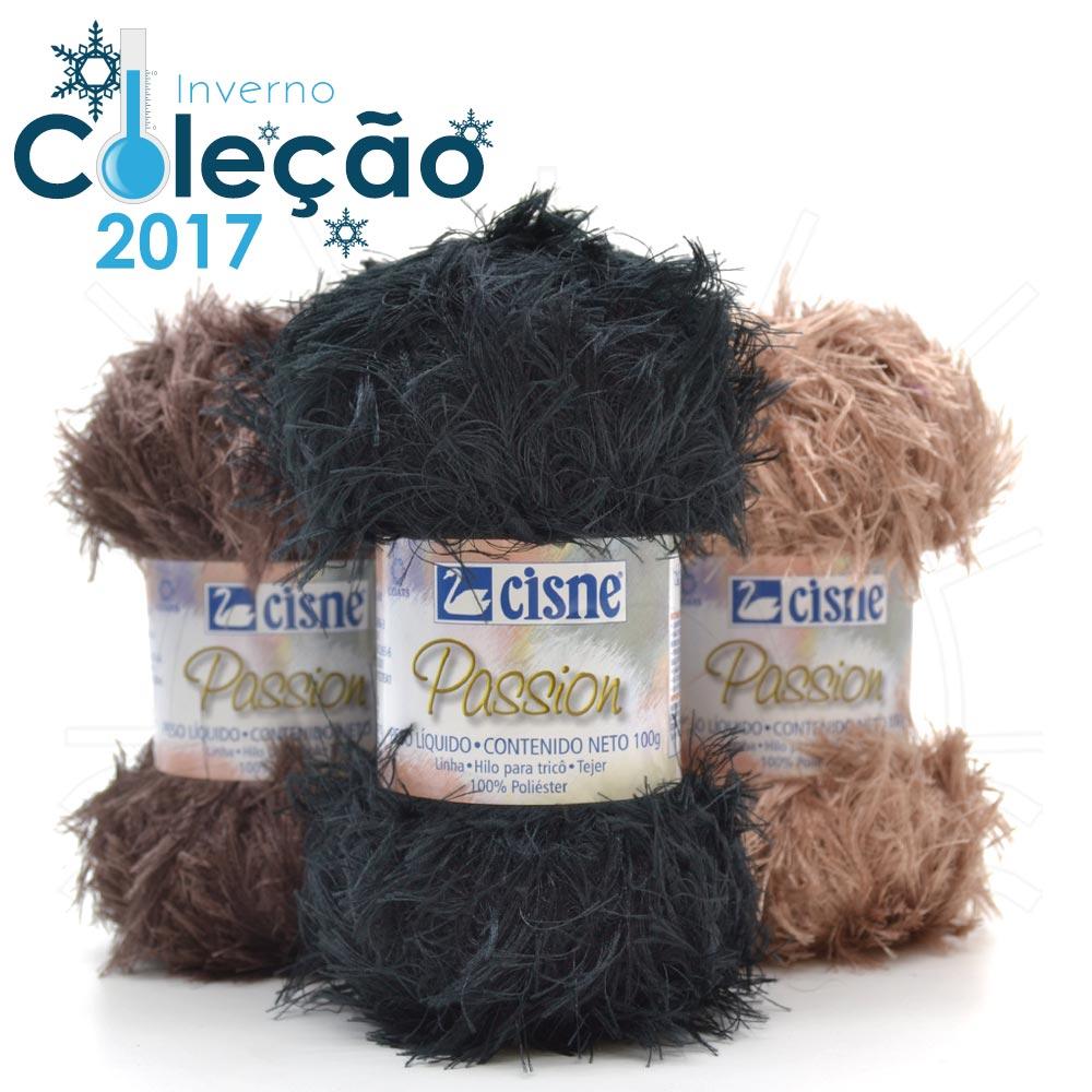 Crochê e tricô - Fios de inverno Peludo – Bazar Horizonte 64f333445bf