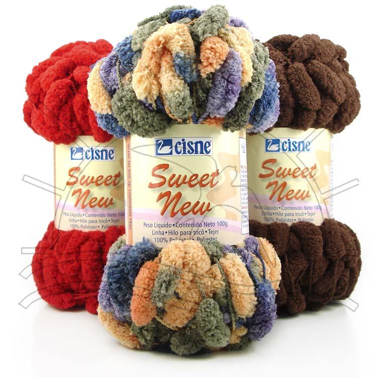 Crochê e tricô - Fios de inverno Poliéster Pom Pom – Bazar Horizonte fc9d51abe9d