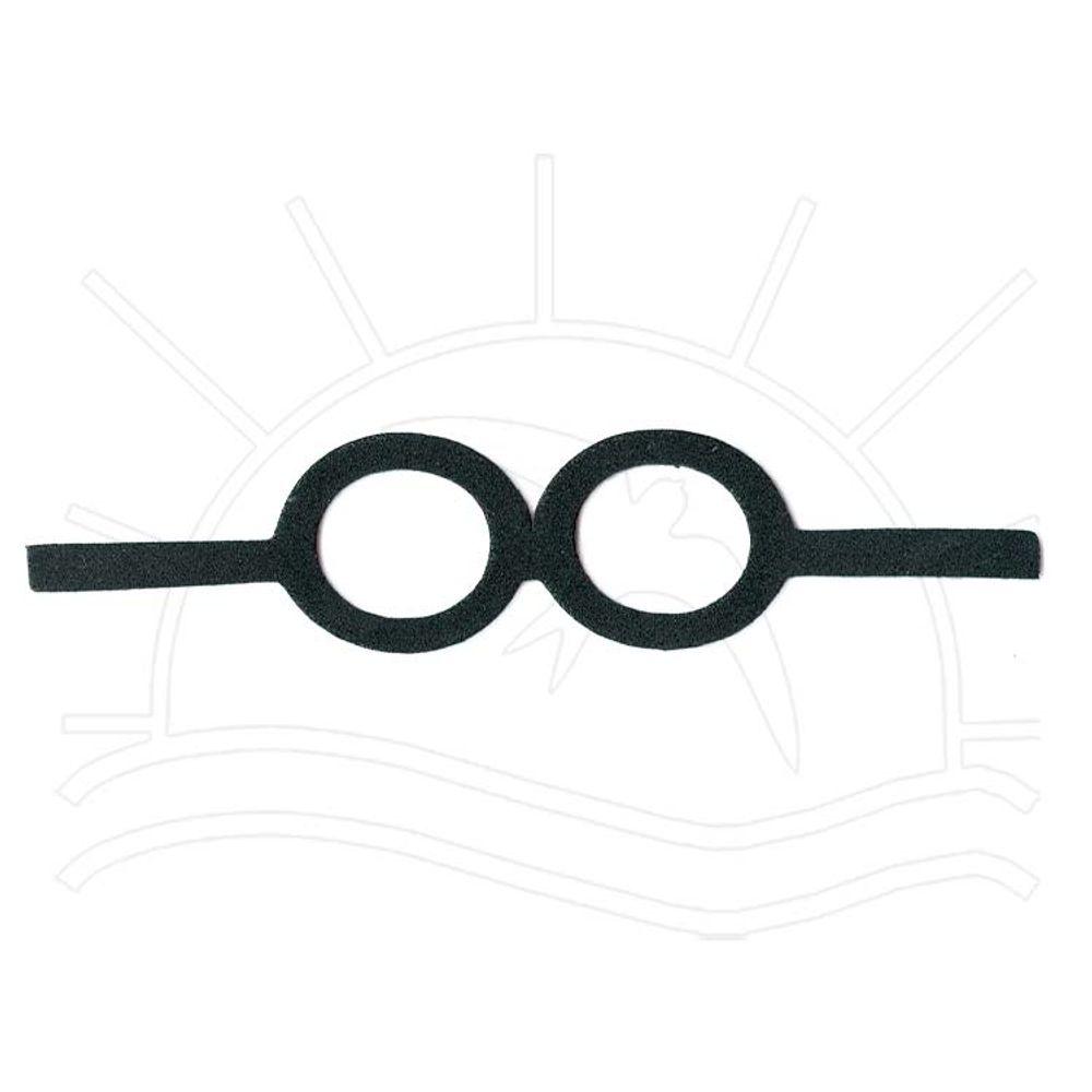 Óculos Redondo - Preto - Bazar Horizonte 7809844cc7