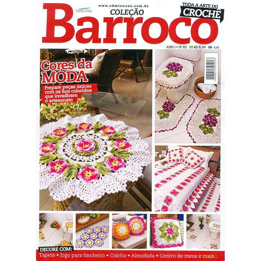 Revista Barroco Círculo nº 03 - Bazar Horizonte d31717db751