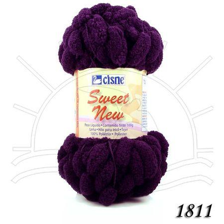 Fio Cisne Sweet New 100g - Tricochetando 78d8a0b1560