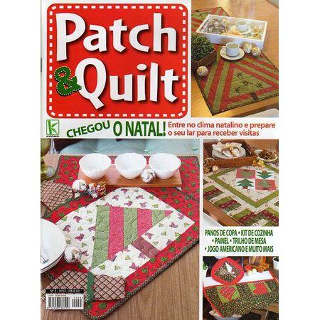Revista Patch   Quilt Ed. Kromo nº03 - Bazar Horizonte 4e76814ea78