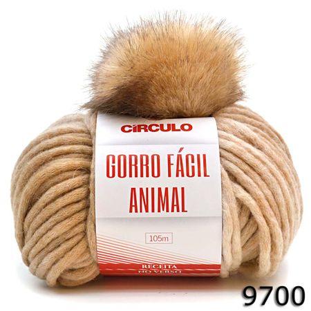 6eb0d65db0f4f Gorro Fácil Animal - Bazar Horizonte