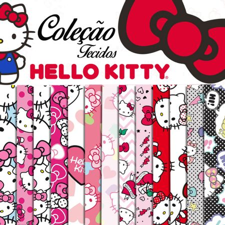 Maxi stickers 3D Hello Kitty Violet
