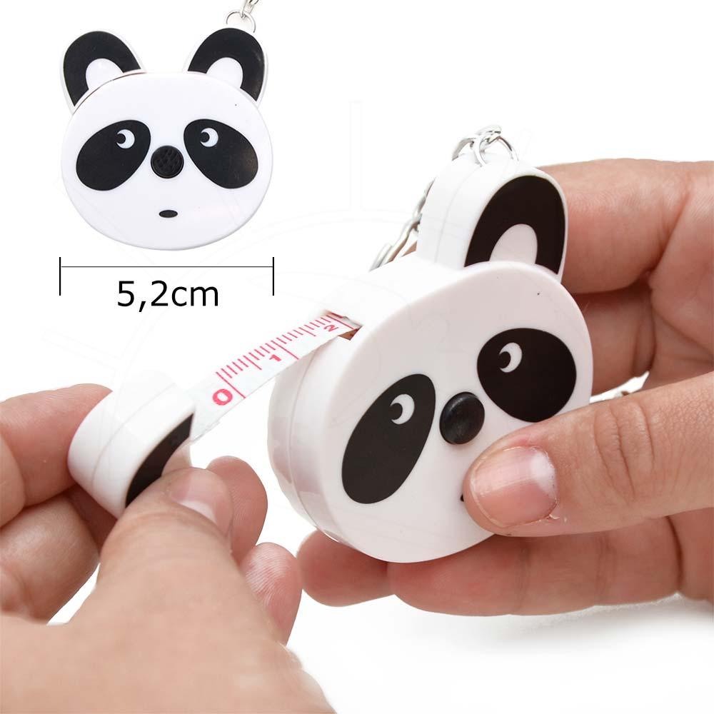 4cde4c70ae Fita Métrica Retrátil Panda - 1,50m - Bazar Horizonte
