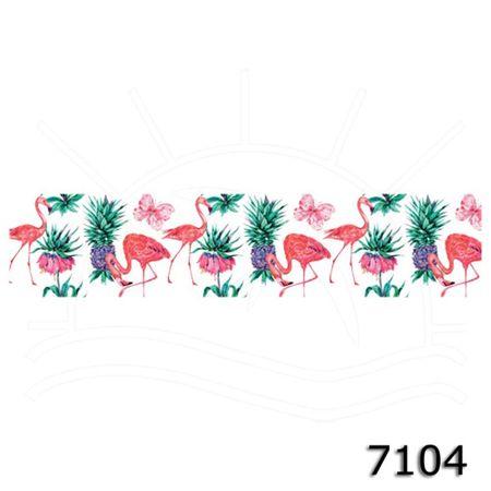 7ffeb267427db Faixa Digital Marilda - 7104 Flamingo - Bazar Horizonte
