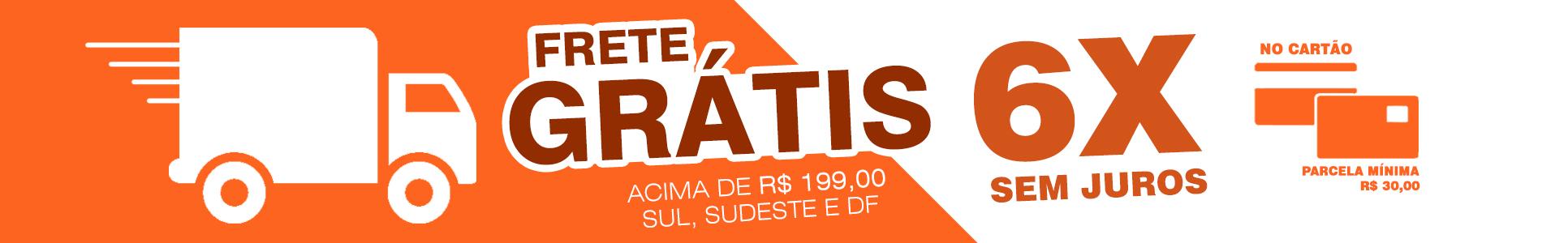 Banner Home Frete Grátis