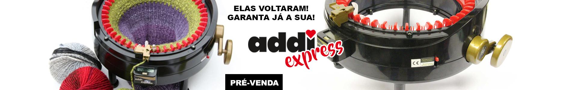 Pré Venda Addi Express