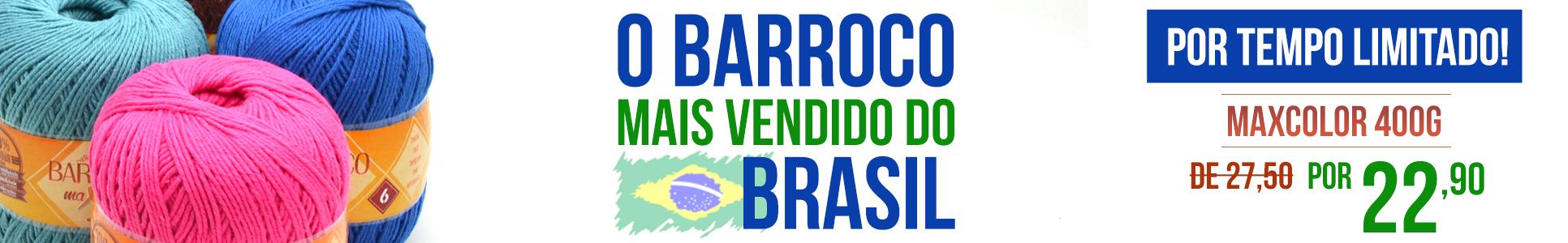 Barroco Maxcolor 400g