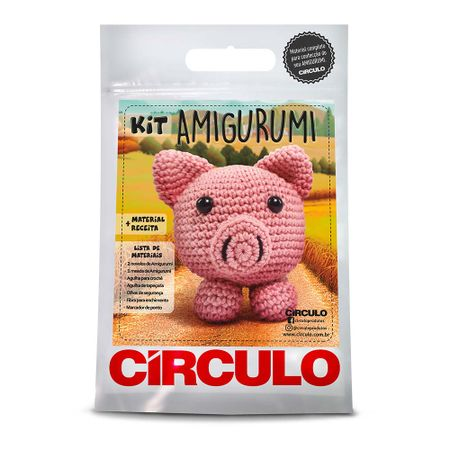 Amigurumi Porquinho +de 50 Ideias para Inspirar a sua Criatividade ... | 450x450