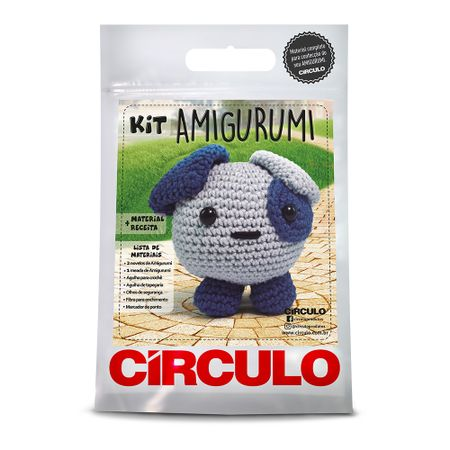 Amazon.com: Kit de ganchillo amigurumi Kit de juguetes de hilo de ... | 450x450