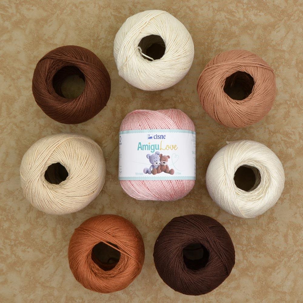 Linhas de Crochê para Amigurumi - YouTube | 1000x1000