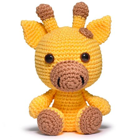 Amigurumi Little Giraffe-FreePattern (Amigurumi Free Patterns ... | 450x450