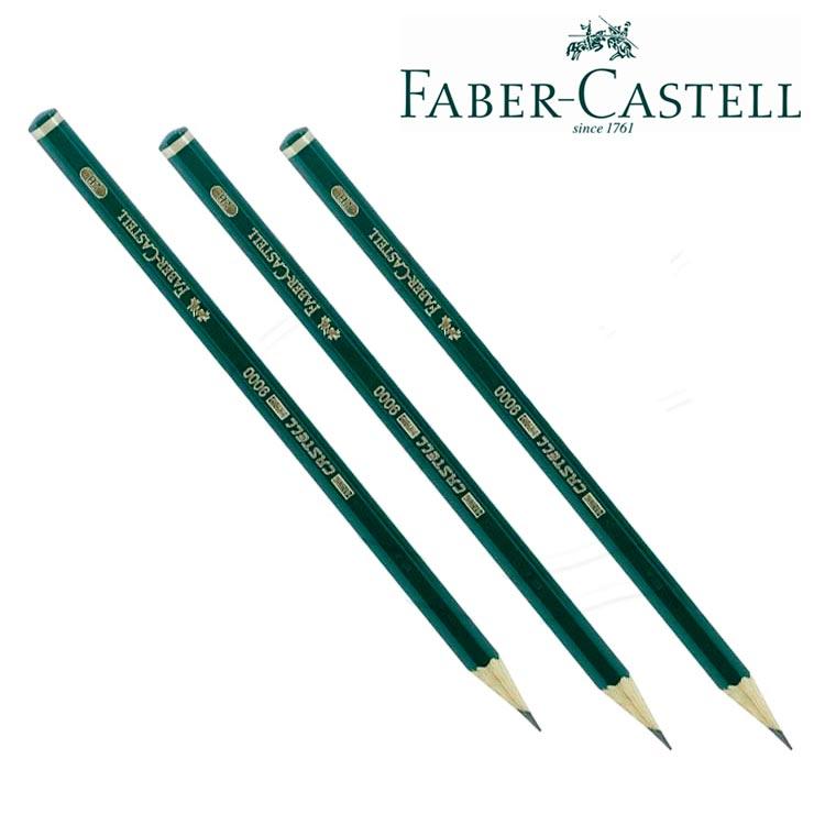 e8960cc604 Lápis Regent 9000 Faber-Castell - Bazar Horizonte