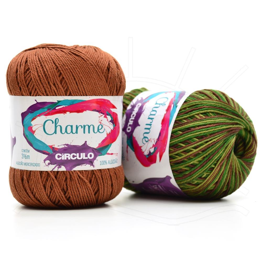 Linha Charme - Círculo 1a37aee5ae3